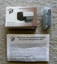 LEGO Mindstorms NXT Technic - Rare - HiTechnic Infrared Receiver NIR1032 - New