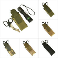 Molle   Essential Accessory EDC Medical Tactical Scissors Pouch Bag