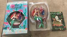 The Little Mermaid Christmas Ornament Sea Prise for Ariel Enesco Disney in Box