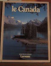 Le Canada/ Beautés du monde/ Librairie Larousse