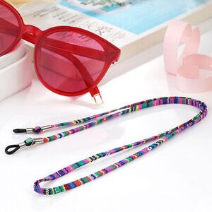 Adjustable Anti-skid Sunglasses Chain Sport Running Glasses Cord Cord Neck Strap