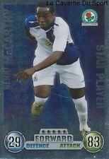 BENNY McCARTHY SOUTH AFRICA STAR BLACKBURN ROVERS CARD PREMIER LEAGUE 2008 TOPPS