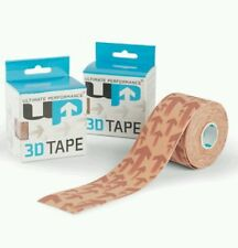 Ultimate Performance 3D Kinesiology Tape 5cm x 5mtr (Promotes Blood Flow)