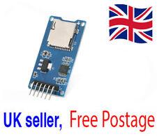 Micro SD Storage Board SD TF Card Memory Shield Module SPI Arduino UK Seller *