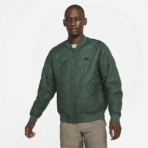 Nike Sportswear Heritage Essentials Reversible Jacket Men's Cargo Khaki Outwear