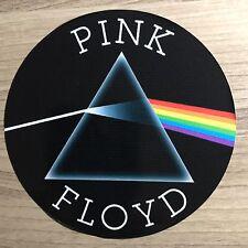 "Pink Floyd Dark Side Of The Moon 4"" Vinyl Decal Sticker - BOGO"