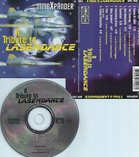 MINDXPANDER-TRIBUTE TO LASERDANCE(PROXYON,LASERDANCE)-SWITZERLAND-CD-NEW-