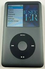 Apple iPod Classic 7th Gen. Black 160 GB Excellent Condition 90 DAY WARRANTY