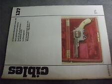 $$s Revue Cibles N°137 Bernardelli mod 68  canne-fusil indienne  Colt 22 LR