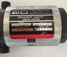 EC Electro-Craft Permanent Magnet Servo Motor. Part No 540-035-0702
