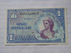 1 Dollar MPC 661 (See Photos)