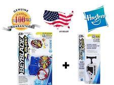 Hasbro Beyblade Burst Xcalius X2 Starter Pack + Hasbro SuperGrip Launcher