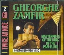Gheorghe Zamfir Masterpirece of the king of the pan-flute (1988)  [2 CD]
