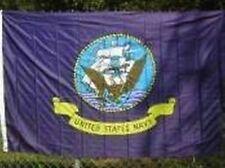United States Navy Flag 3x5 ft USN Veteran Vet Retired Active Duty Military