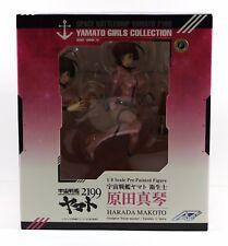 2013 Megahouse Yamato 2199 Yamato Girls Collection MAKOTO HARADA 1/8 figure