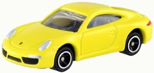 Tomica No.117 - Porsche 911 Carrera (Special Color)