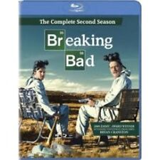 Breaking Bad: Season Two  [Region Free]      Blu-Ray   Brand new and sealed