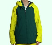 VOLCOM MEN'S INDUSTRIAL SNOW JACKET XS DKG NWT Reg $260