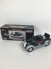 Racing Champions DALE EARNHARDT #3 1:25 1937 Chevrolet Convertible Coin Bank