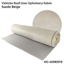 Headliner Fabric Suedette Upholstery Safeguard/Repair Roof Liner Custom 60