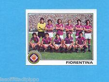 PANINI CALCIATORI 1979/80-Figurina n.97- SQUADRA - FIORENTINA -Recuperata