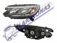 CR-V 2015 -2017 HEADLIGHT FRONT LAMP WITH DRL USA LEFT 33150T1WA01 FOR HONDA