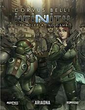 Infinity Rpg: Ariadna Faction Book Other Rpgs - New