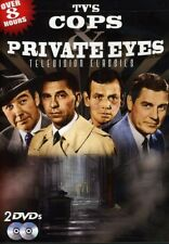 TV's Cops & Private Eyes Television Classics [New DVD]