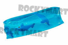 """Dolphin Wiggly Water Snake Sensory Tactile Autism Fidget Toy Wiggler 4"""" RM2788"""