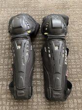 IXS Assault MTB Knee/Shin Pads Medium Black