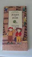 Julien et Julie - Virginie DUMONT - Actes Sud Junior