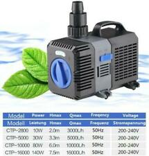 Sunsun Submersible Pump,10000LPH CTP-10000 Eco Water Pump Aquarium Fish Au plug