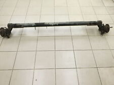 Rear Axle Axle for Disc Brake Renault Master II FD 03-10