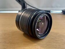 Canon EF-Estabilizador de imagen 18-55mm f/3.5-5.6 es S Lente De Cámara
