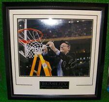 Steiner Jim Boeheim Syracuse Orange 2003 NCAA Champs Signed Photo Large 16 x 20