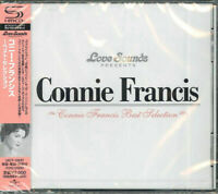 CONNIE FRANCIS-CONNIE FRANCIS BEST SELECTION-JAPAN SHM-CD E00