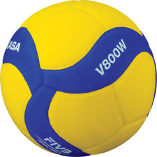 Mikasa FIVB Replica Recreational Play Volleyball Indoor Competitive Class V800W