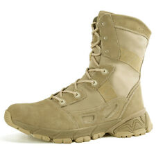 Fashion Spring Men's Boots Jungle Type Black Tactical Combat Military Work Shoes