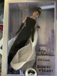 Audrey Hepburn as Holly Golightly Breakfast at Tiffany's 1998 Barbie