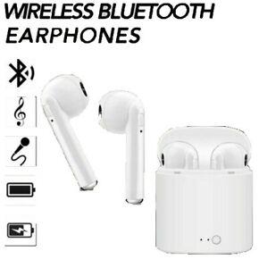 Bluetooth Kopfhörer Wireless Kabellos In-Ohr Headset Stereo Musik Handy