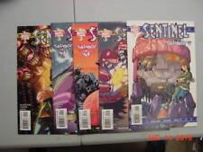 Sentinel # 1, 2, 3, 4, 5, 6, 7, 8, 9, 10, 11, 12   2003   Full Set    VF