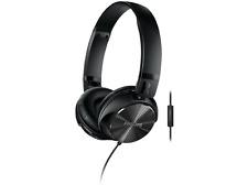 PHILIPS SHL3855NC Kopfhörer mit Rauschunterdrückung Micro Akku Schwarz