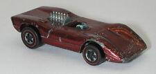 Redline Hotwheels Copper 1970 Ferrari 312P oc14579