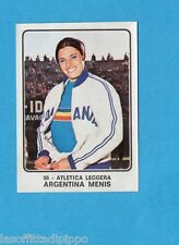 CAMPIONI dello SPORT 1973/74-Figurina n.56- MENIS -ATLETICA LEGGERA-Rec