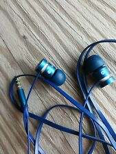 Beats by Dr. Dre urBeats Blue In-Ear Only Headsets Wired