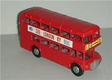 Old Lonestar diecast Routemaster Bus - London bus advertising .