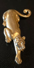 Gold, 8.8 Grams Lion Pendant, 14K