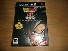 DRAGON BALL Z Budokai 3 - Collector's Edition SONY  PS2 - PAL New & Sealed