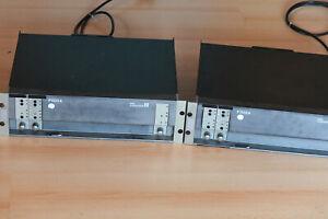 d&b Audiotechnik P1200A mit E3 Einschüben 2x600W