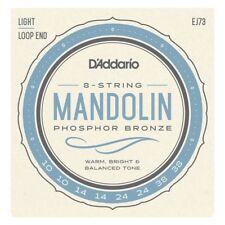 D'Addario EJ73 Phospher Bronze Mandolin Strings 8 String. Loop ended